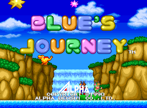 Blue's Journey / Raguy Title