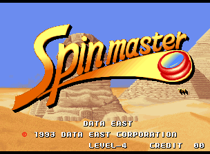 Spin Master / Miracle Adventure Title