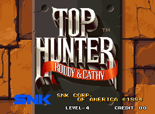 Top Hunter - Roddy & Cathy Title